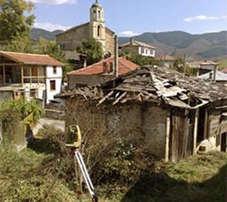 Вилна сграда в имот в с. Хвойна,  община Чепеларе